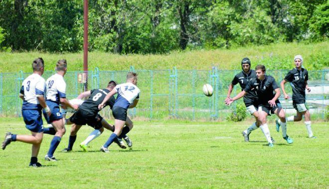 Foto: CS Cleopatra și LPS vor reprezenta Constanța la Naționalele de rugby în XV - juniori