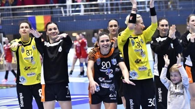 Handbal feminin: CSM București - Metz, în sferturile Ligii Campionilor - csm3-1524845906.jpg