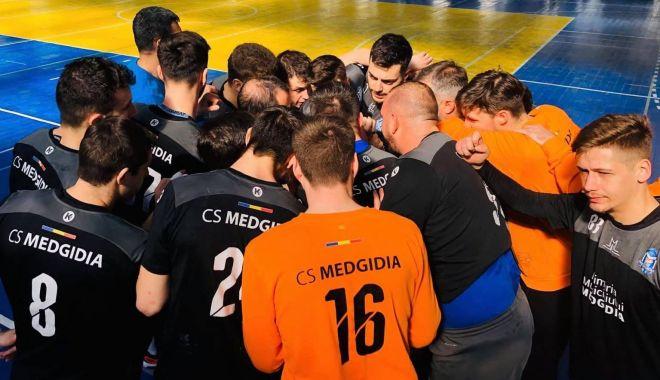 CS Medgidia, meci greu de Ziua Femeii. Confruntare cu CSM București II - csmedgidia-1583443391.jpg