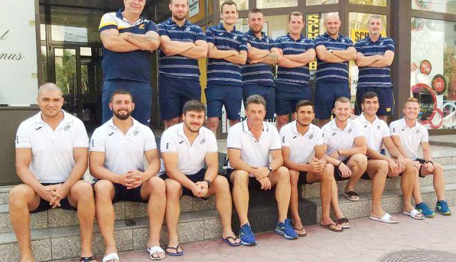 Foto: CS Năvodari  a câștigat  turneul de rugby  în 7 de la Galați