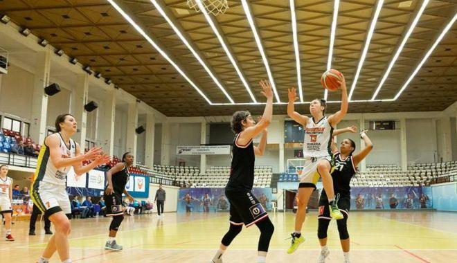 Foto: CS Phoenix-Știința învinge pe CSU Cluj și termină Grupa Roșie pe locul 6