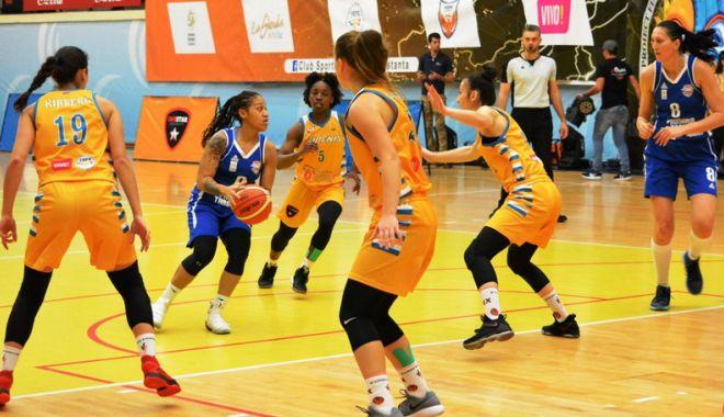 Foto: CS Phoenix Constanța, start în Liga Națională de baschet feminin