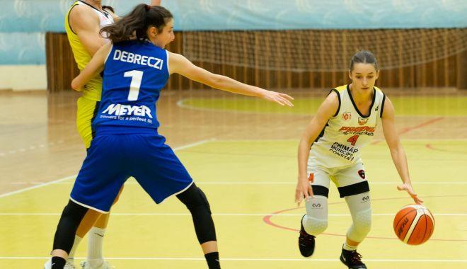 Foto: CS Phoenix-Știința, victorie importantă la București