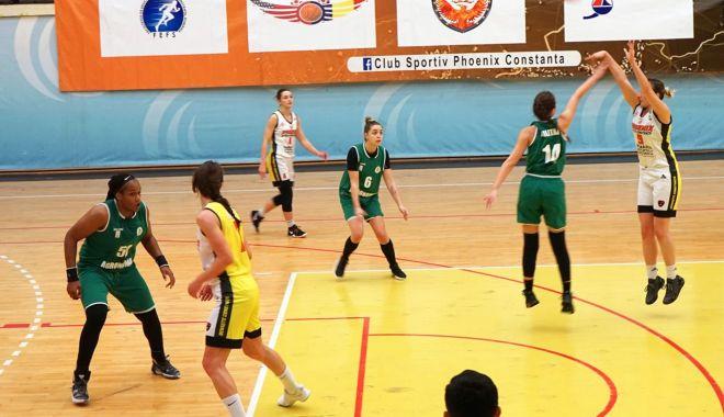 Foto: CS Phoenix-Știința, victorie cu Olimpia Brașov