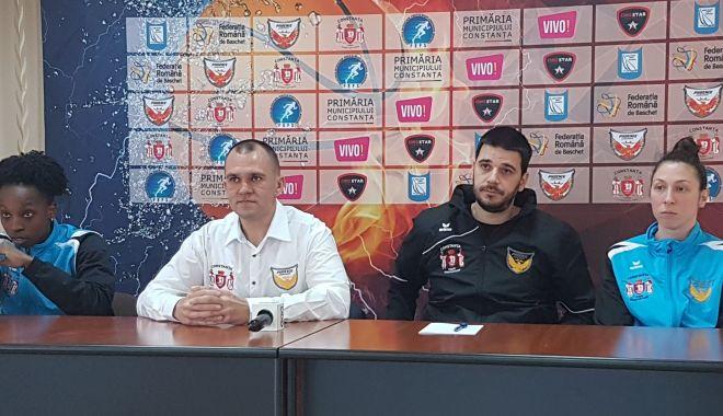Foto: CS Phoenix-Știința începe asaltul către Final Four-ul Cupei României