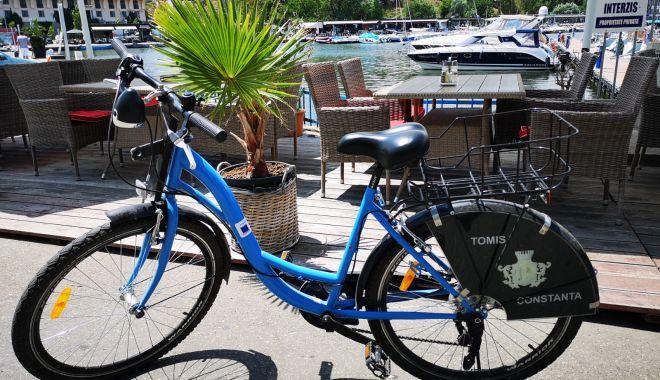 Foto: Vești proaste pentru constănțenii care se plimbau cu bicicletele Primăriei