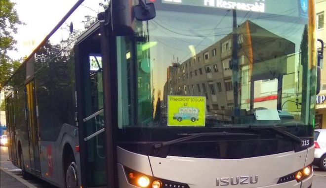 CT Bus. Traseele autobuzelor E1, E2 şi E3, suspendate, luni - ctbus-1601804069.jpg
