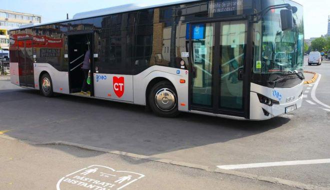 CT Bus. Trasee deviate pentru autobuzele de pe liniile 101, 101M, 13 şi 5b - ctbus-1604331171.jpg