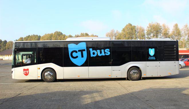 CT BUS. Traseu deviat pentru autobuzele de pe linia 5 - 40 - ctbus-1618571366.jpg