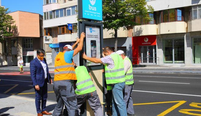 Modernizare marca CT BUS: panouri luminoase în stațiile de autobuz din Constanța - ctbuspanourisursactbus3-1600273893.jpg