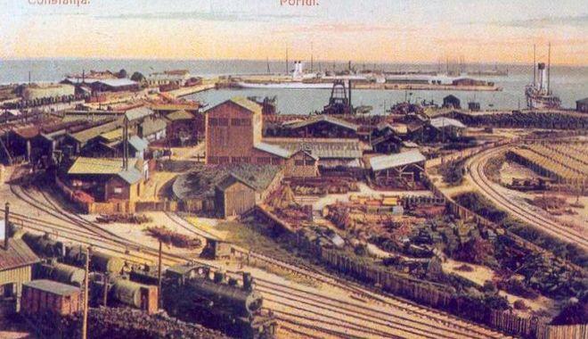 Munca în portul Constanța - de la cetele de hamali la docherii și mașiniști policalificați - cumeraorganizatamuncadocherilor1-1573680021.jpg