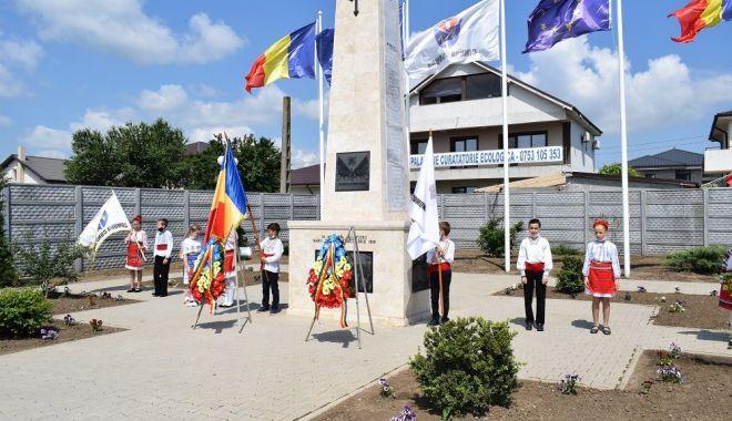 Primăria Cumpăna a comemorat eroii neamului - cumpana1-1623337048.jpg