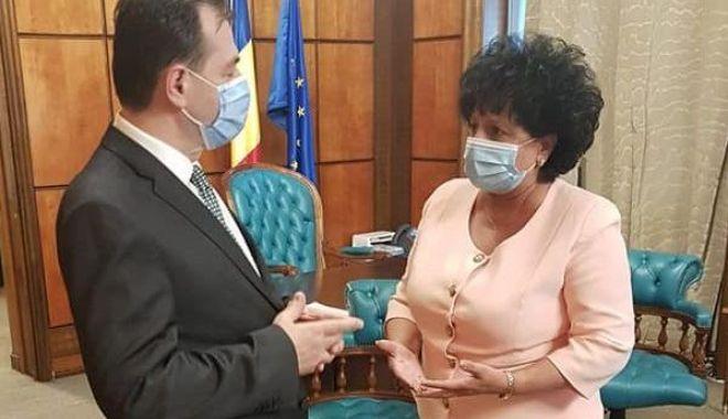Primarul comunei Cumpăna, discuții cu premierul Orban. Vin fonduri pentru consolidarea malului canalului - cumpana2-1595354929.jpg