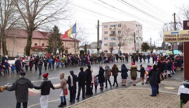 Primăria Cumpăna, manifestări de Ziua Unirii - cumpanahoraunirii-1579817233.jpg