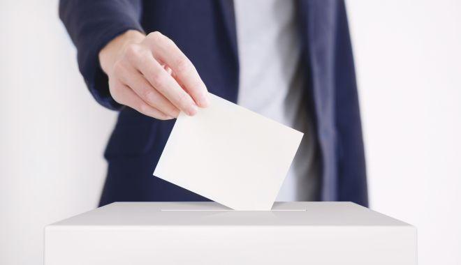 Foto: Info electoral. Cum pot vota cetăţenii Uniunii Europene la alegerile locale