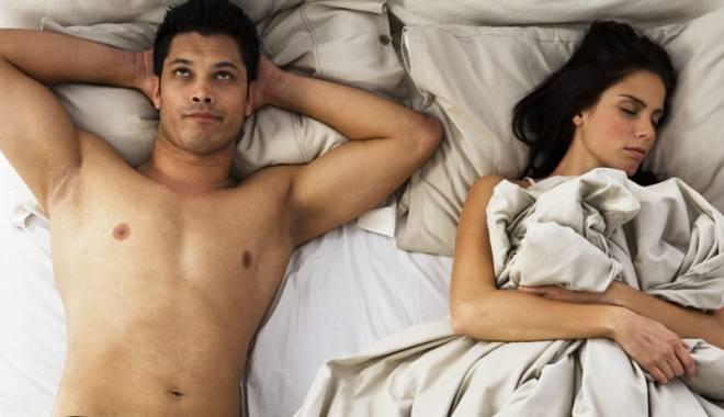 Foto: Cum să fie un bărbat la pat