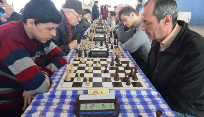 Foto: Cupa 1 Decembrie la șah,  dedicată Centenarului Marii Uniri