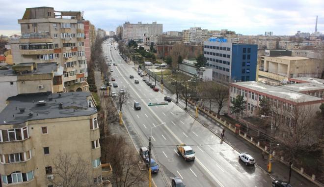 Foto: Centrul Constanței și cartierul CET,  fără curent electric