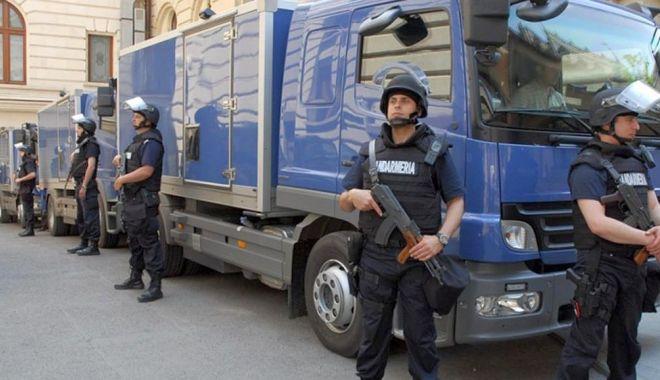 Foto: Jandarmii se perfecționează în siguranța nucleară