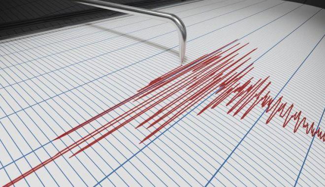 Foto: Un cutremur cu magnitudinea de 3,2 pe scara Richter s-a produs în Buzău