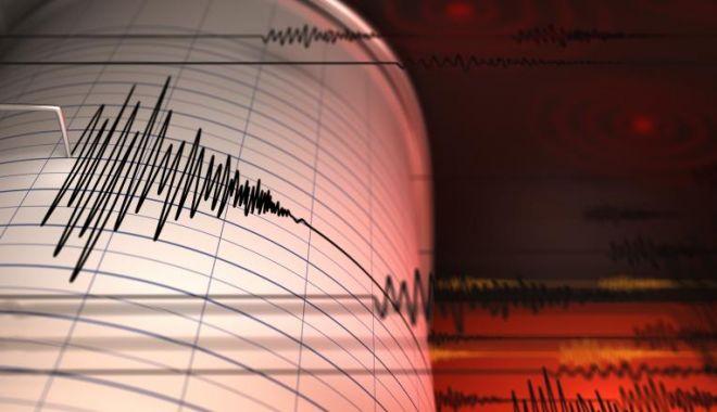 Foto: Cutremur cu magnitudinea de 3,4, produs în Vrancea. S-a resimțit și în București
