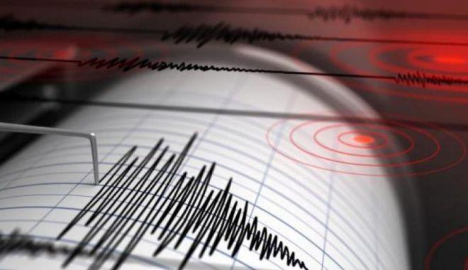 Foto: Un cutremur cu magnitudinea 3,9 grade pe scara Richter s-a produs la Buzău