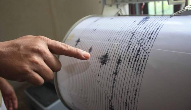 Foto: Cutremur de 4,5 grade,  simțit și la Constanța