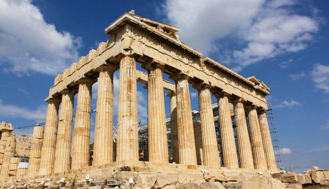 Foto: Atena, zguduită de un cutremur cu magnitudine peste 5
