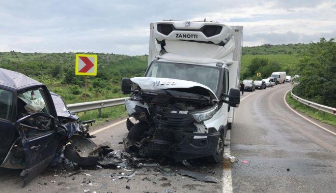 ACCIDENT GRAV, între TREI MAȘINI, provocat de un șofer BEAT și FĂRĂ PERMIS - d404a195cf4e419f865e24d404268fc2-1624367541.jpg