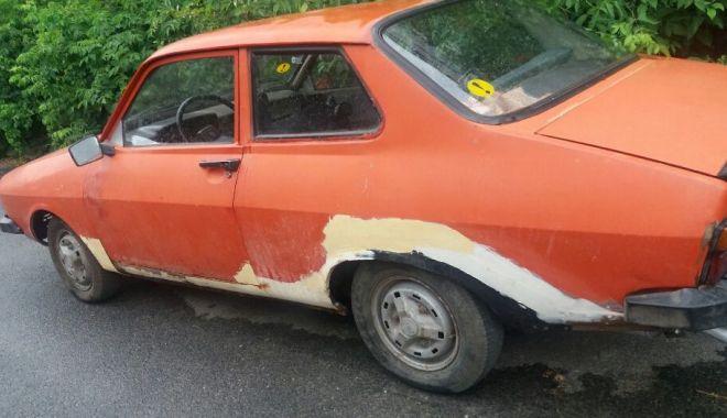 """Foto: Dacie 1410 Sport, de 2.500 de euro. """"Prețul s-ar putea dubla după reparații?"""""""