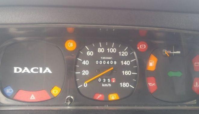 Dacie 1310 de 15 ani, cu 400 km în bord!