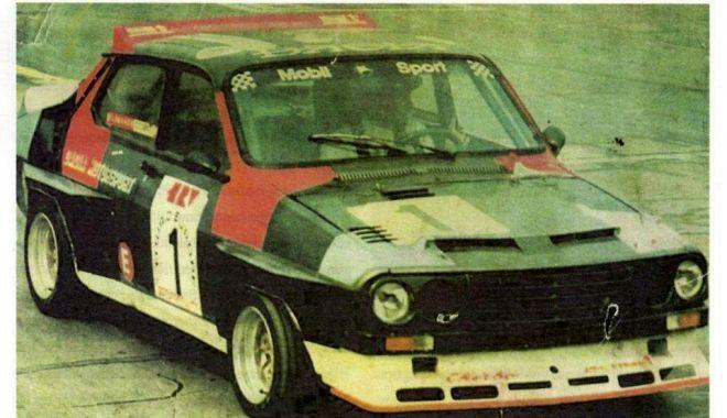 La fel de îndrăgit precum Niki Lauda sau Ayrton Senna. Pilotul de legendă de pe Dacia Sport Turbo - dacia3-1536141694.jpg