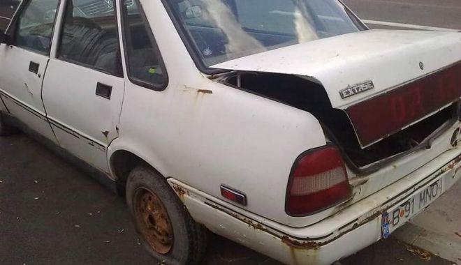 Foto: Știe cineva ceva de mașina din imagine? A fost un proiect Dacia