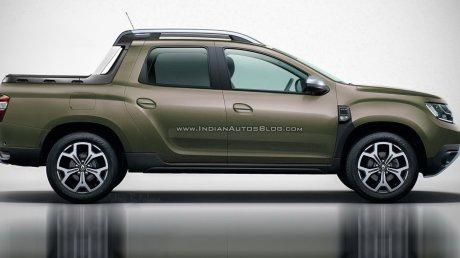 Dacia lansează un nou model în 2019 - daciadusterpickup084446600-1549655065.jpg