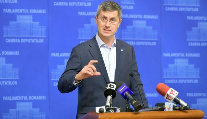 """Foto: Dan Barna: """"Alianța USR PLUS își dorește alegeri anticipate"""""""