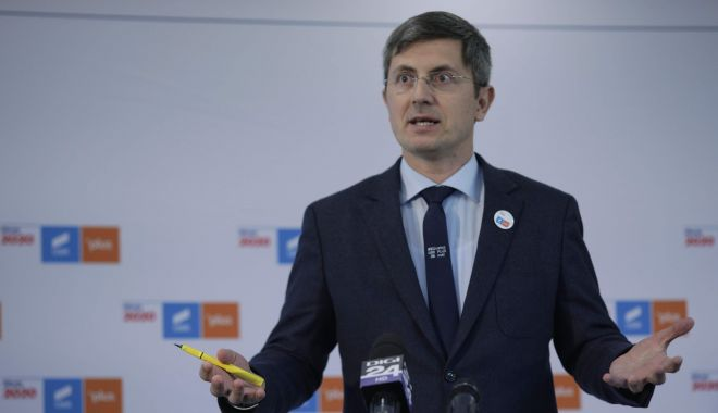 Foto: Dan Barna propune stabilirea urgentă a datei alegerilor locale
