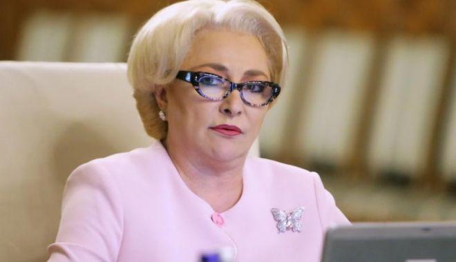 Foto: PSD Constanța o sprijină pe Viorica Dăncilă pentru președinția României