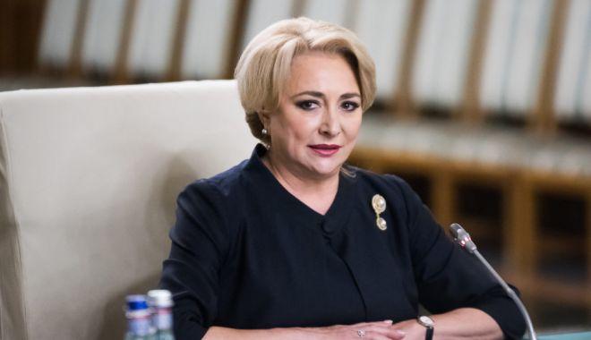 Foto: Viorica Dăncilă, noi propuneri de miniștri la MAI, Educație, Mediu