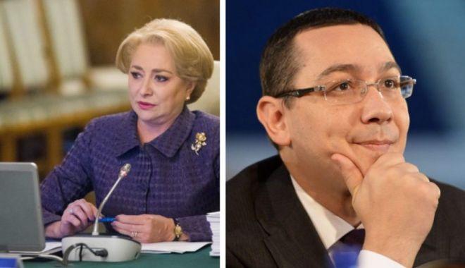 Dăncilă, replică ironică pentru Ponta: Am puterea să fiu mai bărbat decât dumneavoastră - dancilaponta840x500-1570705258.jpg