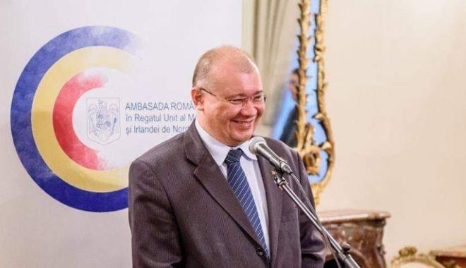 Dan Mihalache și Adrian Cioroianu, rechemați de Iohannis din posturile de ambasador - danmihalache-1600083813.jpg