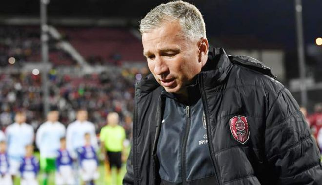 Situație grea la CFR Cluj. Dan Petrescu ARE CORONAVIRUS! - danpetrescu-1595402196.jpg