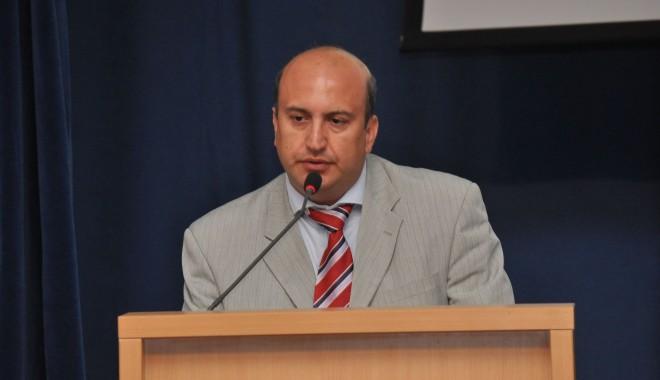 Dănuț Epure, ales președinte al Senatului Universității