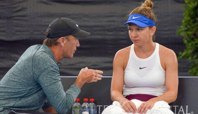 Foto: Darren Cahill, de acord cu decizia Simonei Halep de a nu participa la US Open
