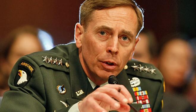 Foto: David Petraeus a devenit noul șef al CIA