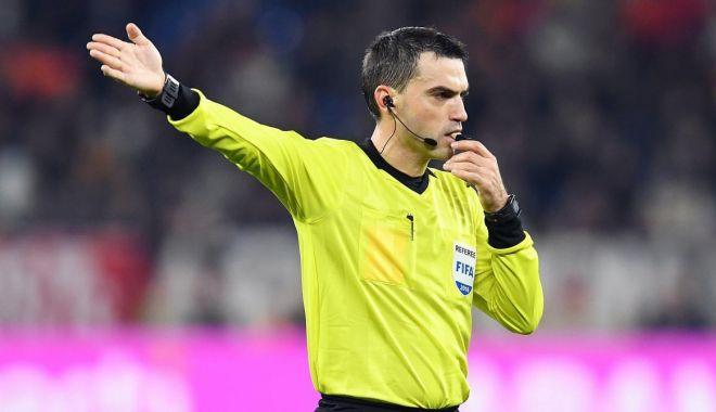 Foto: E OFICIAL! Arbitru român în finală, la Campionatul Mondial