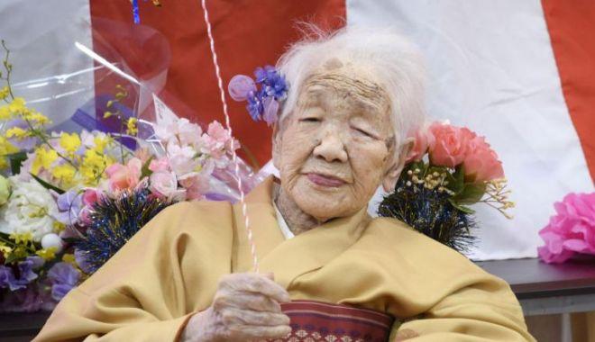 A împlinit 117 ani! O femeie japoneză, cea mai vârstnică persoană din lume - ddd-1578315494.jpg