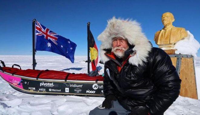 PERFORMANȚĂ DE NEUITAT: cea mai lungă călătorie solo de-a lungul Antarcticii, realizată de un australian! - ddd-1578387201.jpg