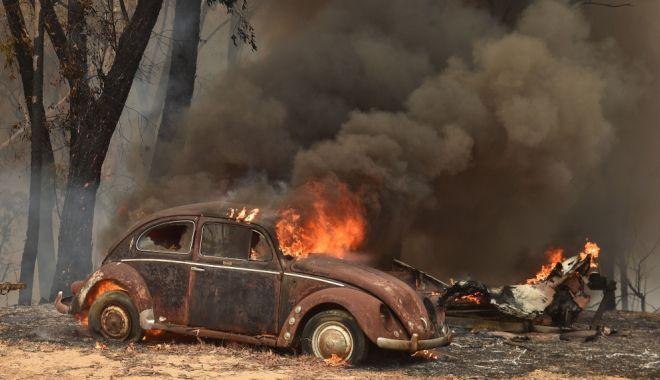 Foto: BUNI DE PLATĂ! Mii de cereri de despăgubiri, în urma incendiilor din Australia