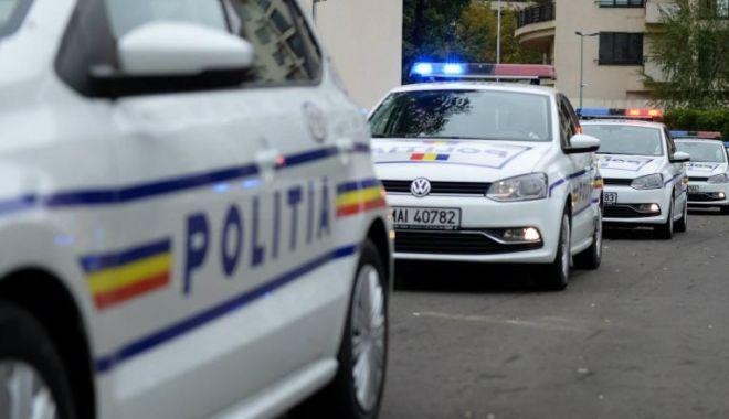 Foto: Polițistul sinucigaș s-a răzgândit! VEZI CINE L-A CONVINS!