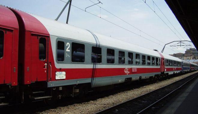 Foto: VEȘTI BUNE: Reduceri la tren! Vezi detalii!